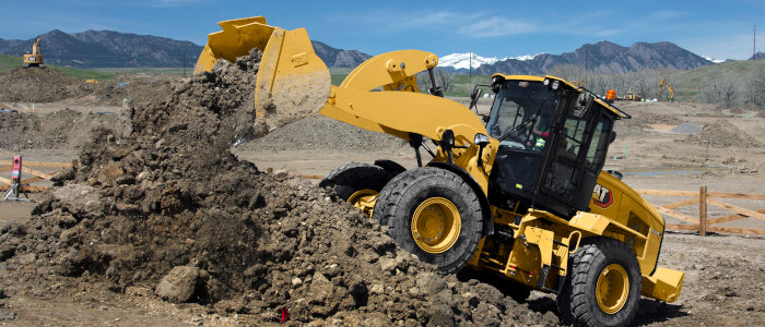 Cat Small Wheel Loader
