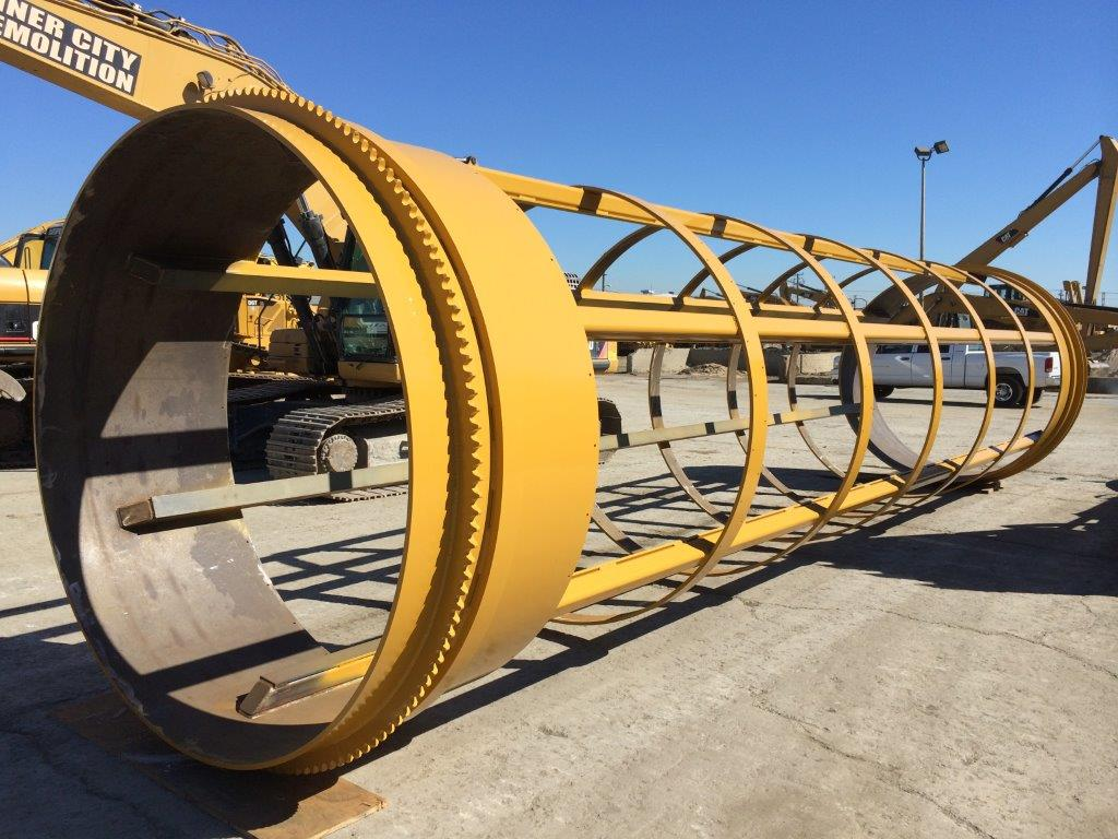 image of telescopic dozer
