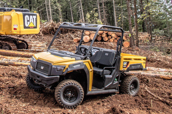 Cat UTV Forestry Application