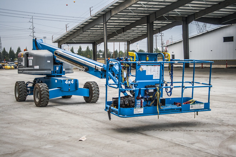 Genie Boom Lifts for Rent