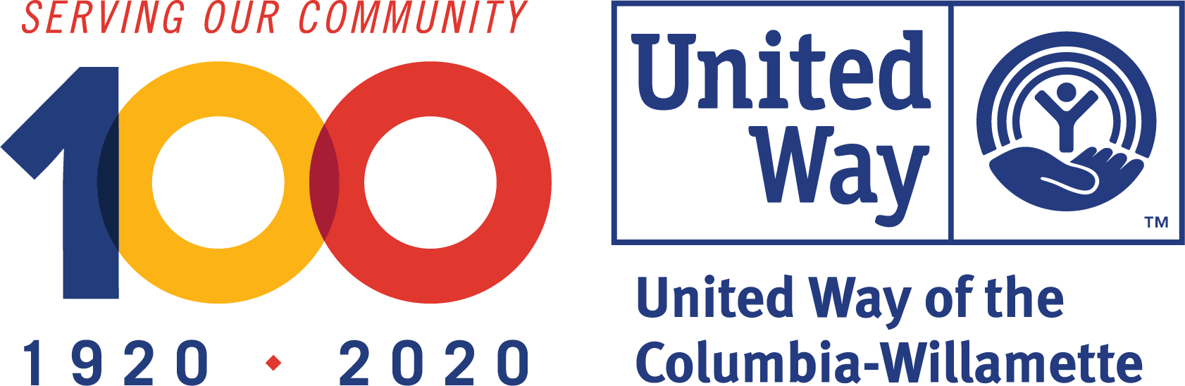 united way of the columbia willamette logo