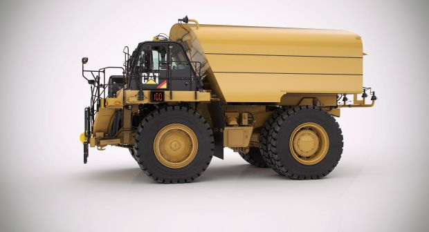 777g Wtr Bare Chassis Peterson Cat