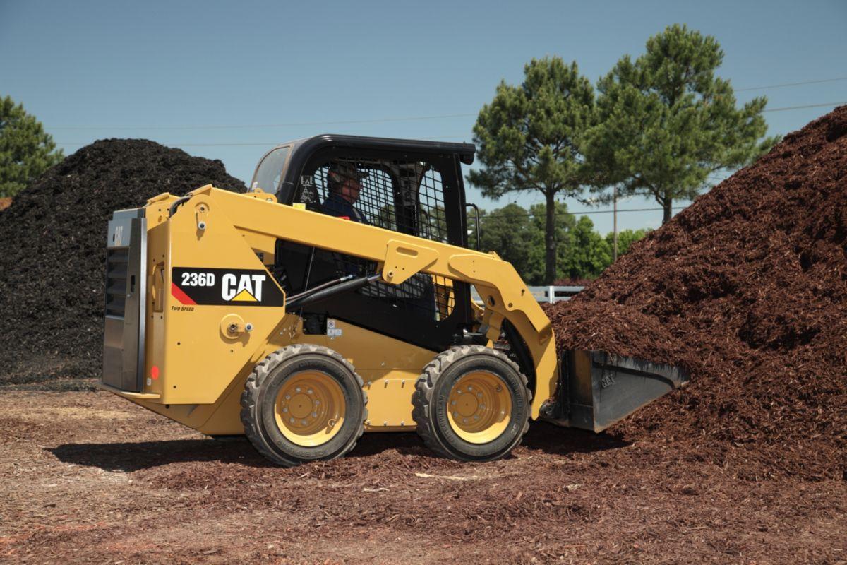 Cat | 242D Skid Steer Loader | Caterpillar |Cat Skid Steer