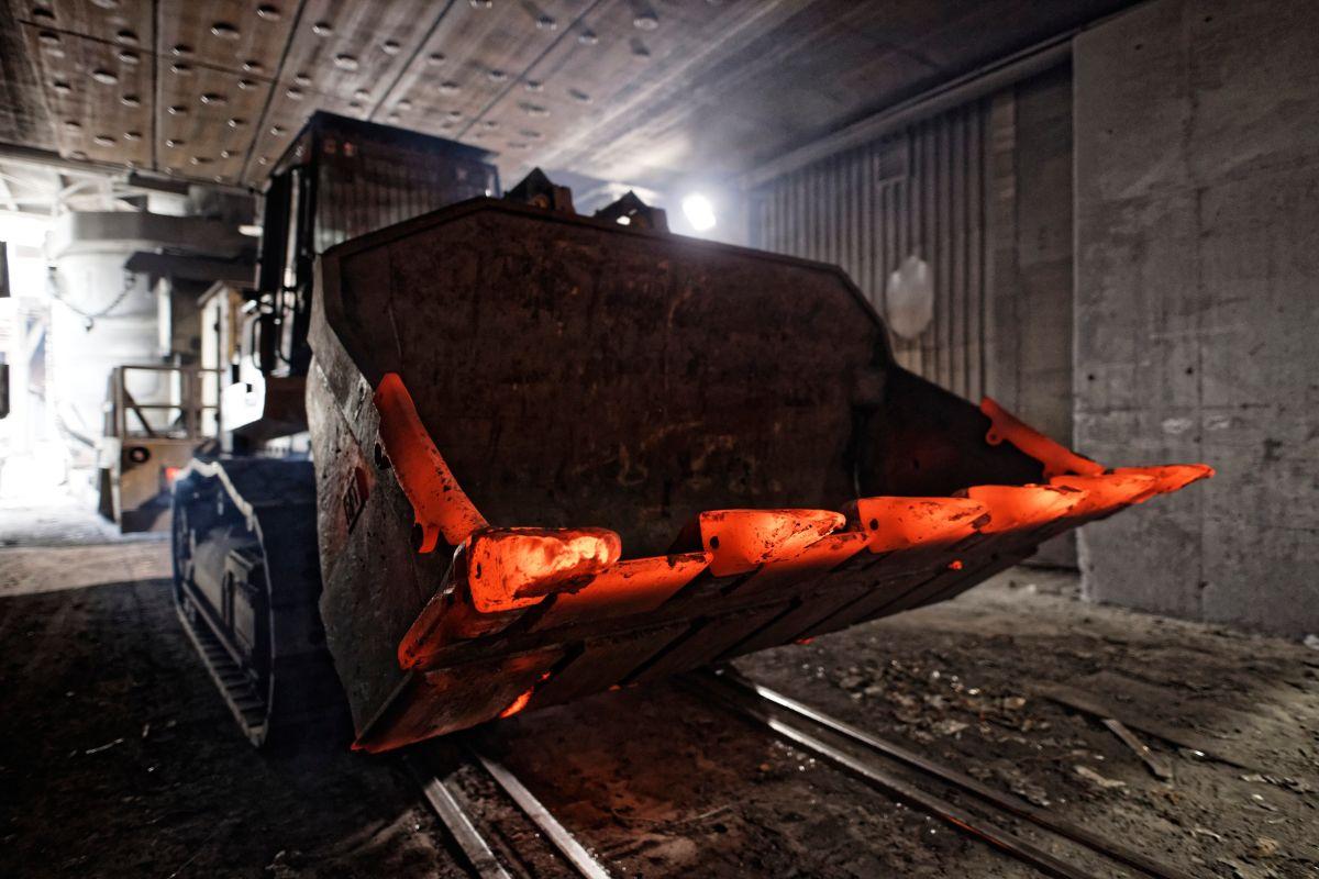 973K Steel Mill | Peterson CAT