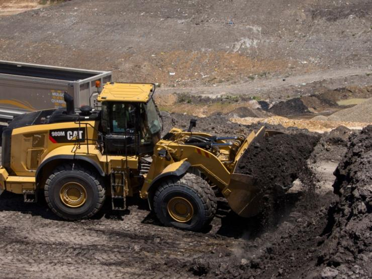 980M Medium Wheel Loader