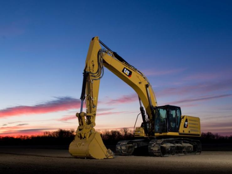 Day or night, the Cat 336 excavator is ready to make you more money.
