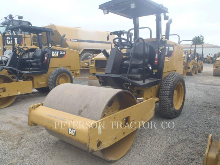 2016 CATERPILLAR CS34