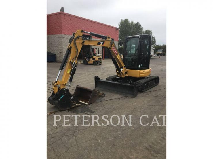2018 CATERPILLAR 304.5E2XTC