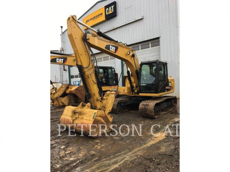 2017 CATERPILLAR 313F GC