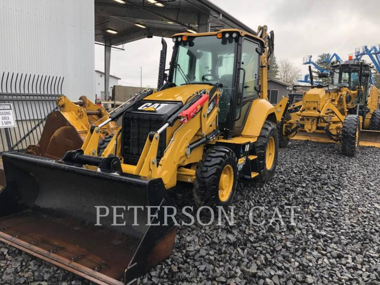 2019 CATERPILLAR 420F2 IT