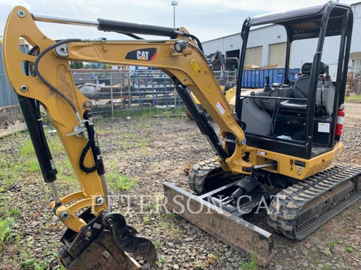 2018 CATERPILLAR 302.7D CR