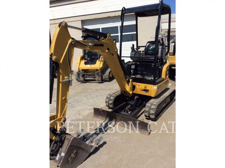 2018 CATERPILLAR 301.7D CR