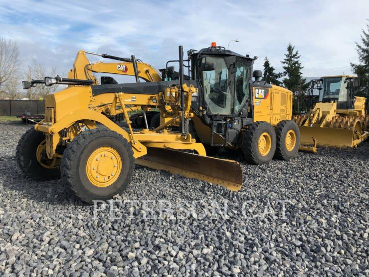 2018 CATERPILLAR 140M3AWD