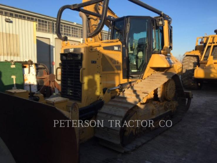2014 CATERPILLAR D6NQ GR