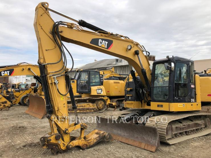 2013 CATERPILLAR 314E CR