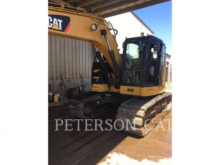 2014 CATERPILLAR 314E LCR