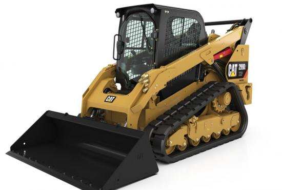 299D2 XHP Compact Track Loader