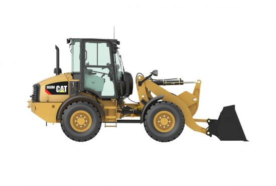 908M Compact Wheel Loader