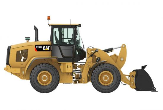 926M Small Wheel Loader with Multi Purpose Bucket
