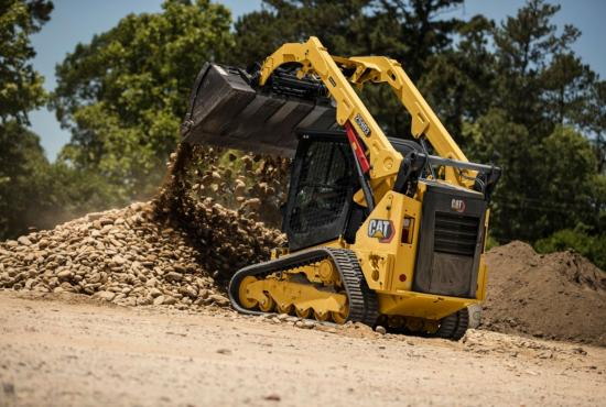259D3 Compact Track Loader