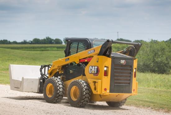 262D3 Skid Steer Loader