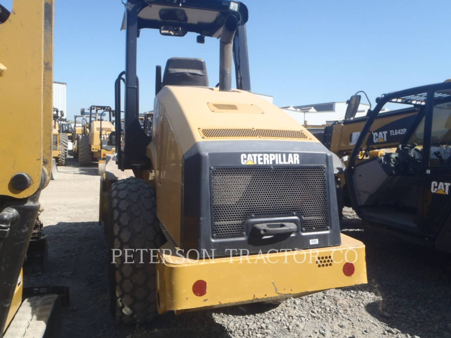 2013 CATERPILLAR CS44